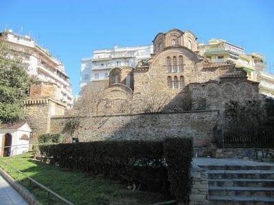iglesia de San Pantaleimon de Tesalónica
