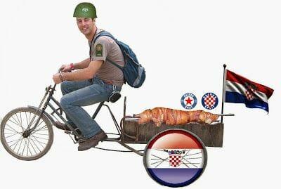 Guía viaje a los  Balcanes
