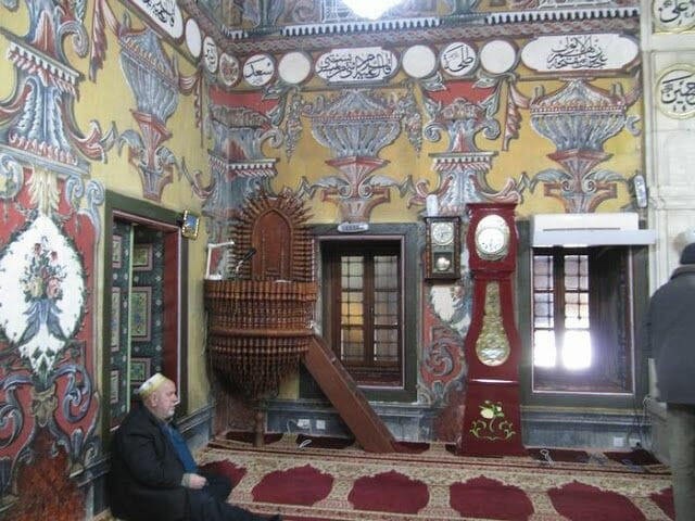 mezquita del viaje a Macedonia