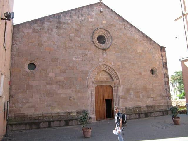 iglesias de Cerdeña