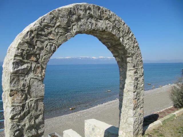 lago Ohrid viaje a Macedonia