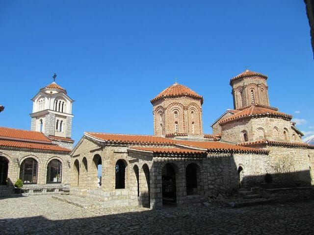 Monasterio Sveti Naum