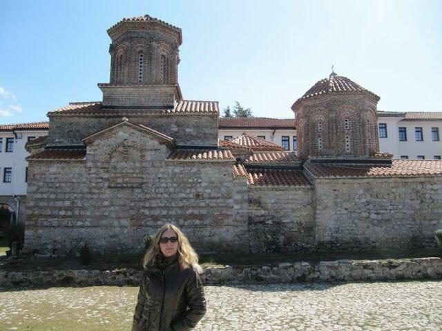 monasterio de sveti naum qué ver en Macedonia