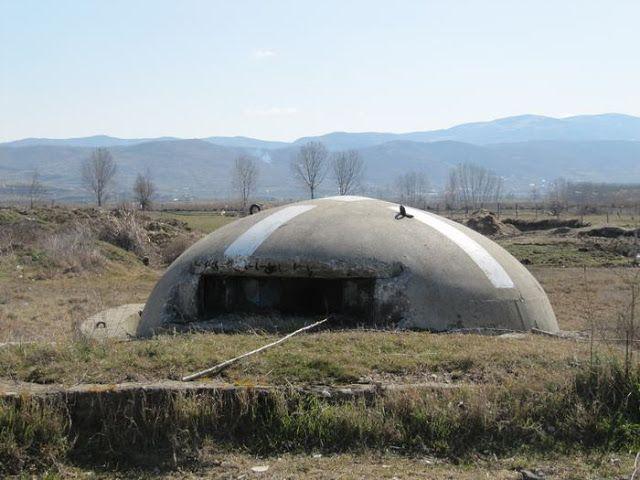 bunker albano