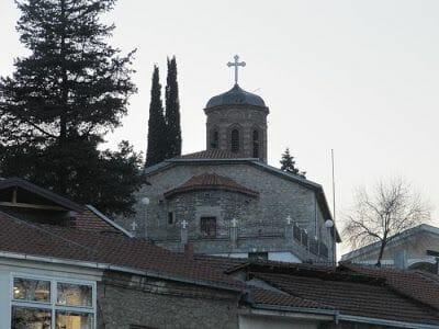 qué ver en Ohrid