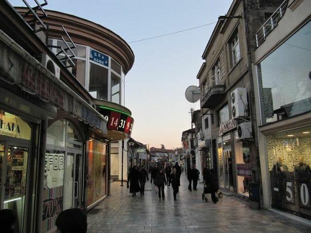 old bazar ohrid