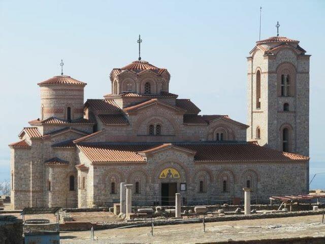 Iglesia de San Clemente que ver en ohrid
