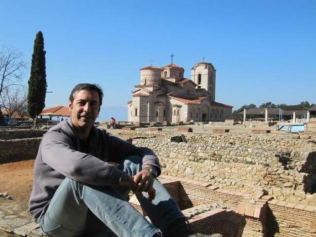 Iglesia de San Clemente - qué ver en Ohrid