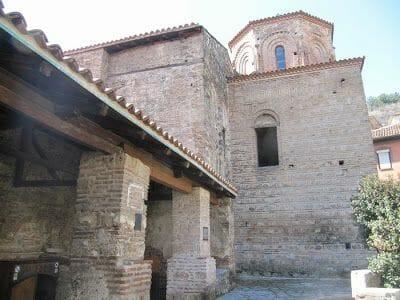 Iglesia de Santa Sofía de Ohrid que ver