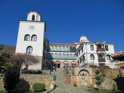 Monasterio de Rajcica