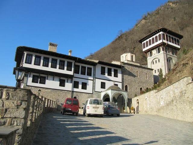 Monasterio de San Juan Bautista, o de Sveti Jovan Bigorski