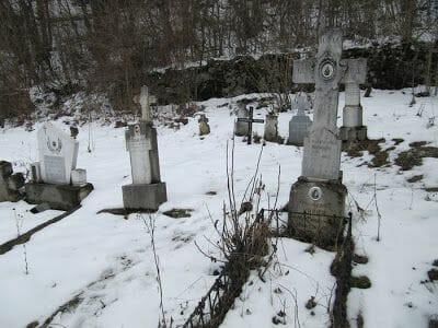 cementerio Monasterio de Preobrazhenski