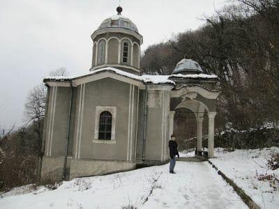 cementerio de monjes Monasterio de Preobrazhenski