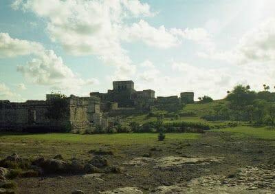 Templo de la Estela (Ruinas de Tulum)
