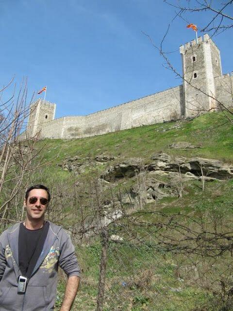 fortaleza qué ver en Macedonia