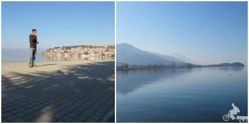 lago que ver en Ohrid