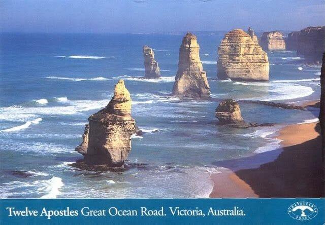 Los doce Apóstoles, Melbourne, Australia