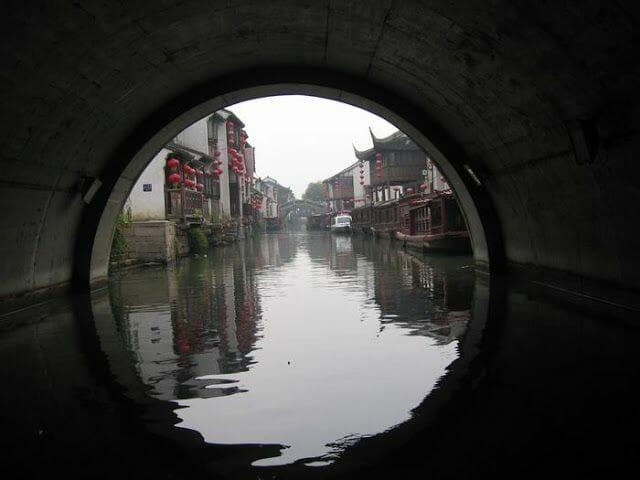 puente canales de Suzhou