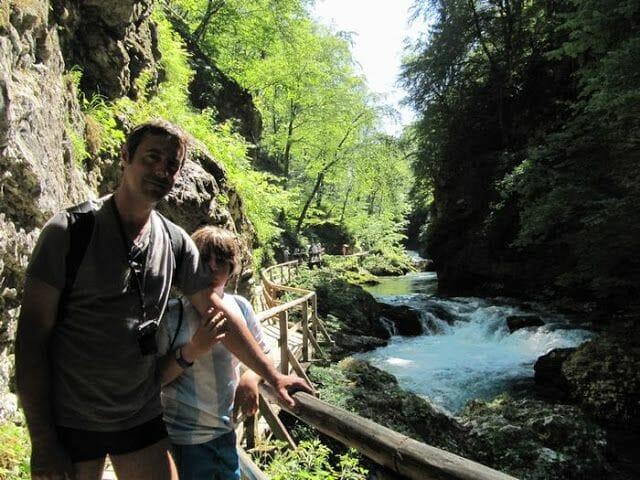 Blejski Vintgar o Bled Gorge