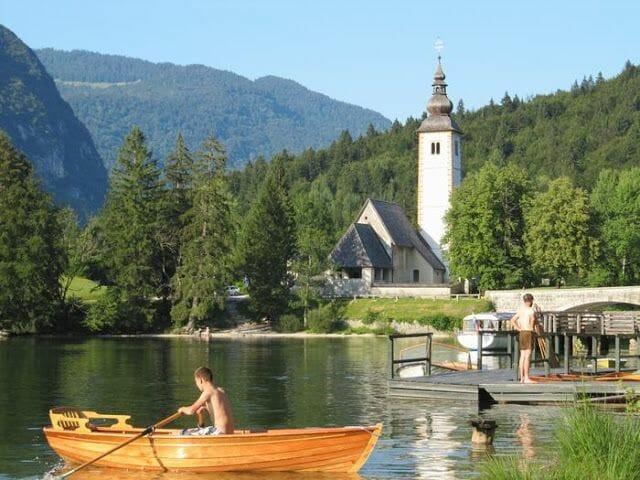 iglesias de eslovenia