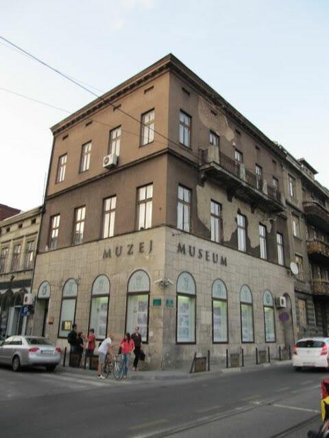 Museo Atentado de Sarajevo. Inicio de la Primera Guerra Mundial