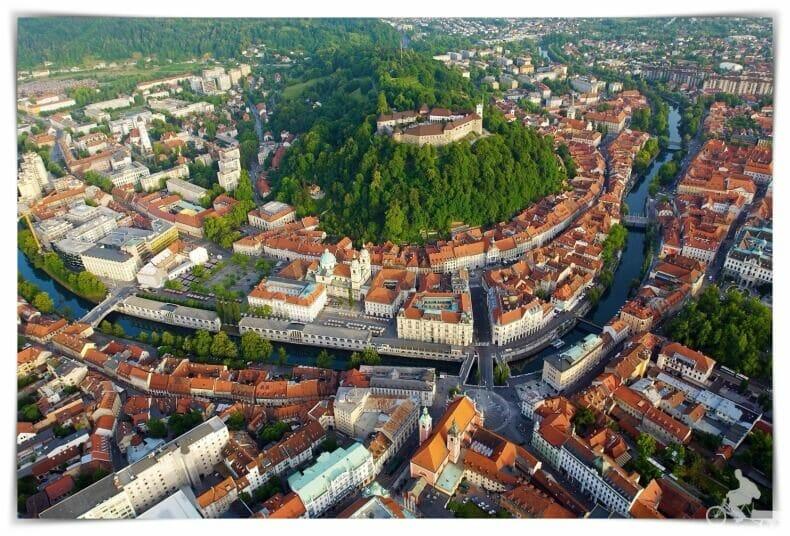 que ver en Liubliana en un día ve