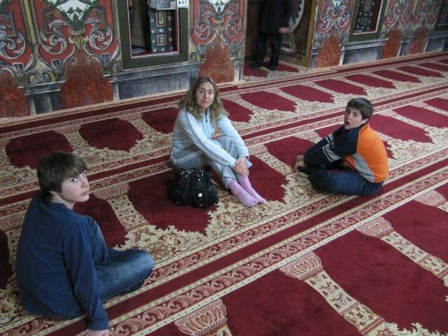 Mezquita Šarena Džamija