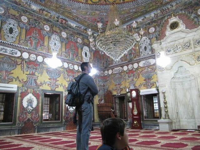 Mezquita Šarena Džamija, Tetovo, Macedonia