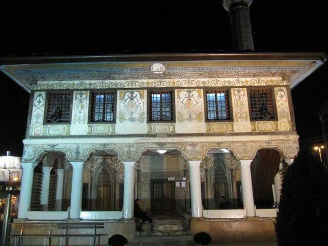 Mezquita tetovo, Macedonia