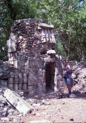 ruinas deXlapak