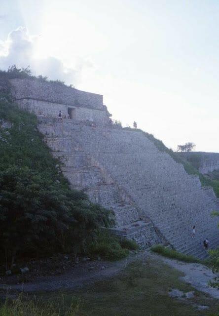 ruinas de uxmal
