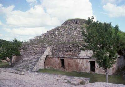 Ruinas de Kabah