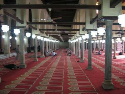 mezquita Al-Azhar
