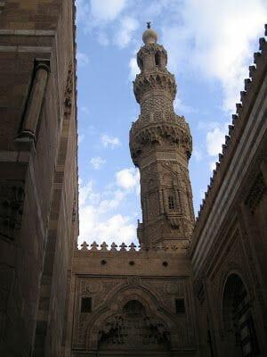 minarete Al-Azhar