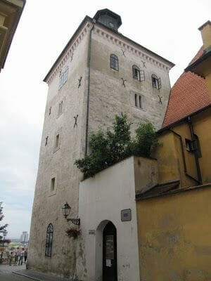 Torre Kula Lotršćak