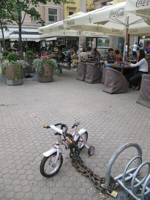 plaza Petra Preradovica