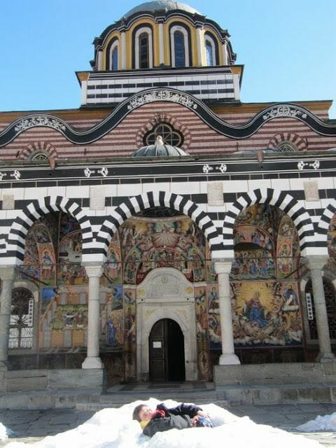 monasterio Rila, monasterios ortodoxos, iglesias búlgaras