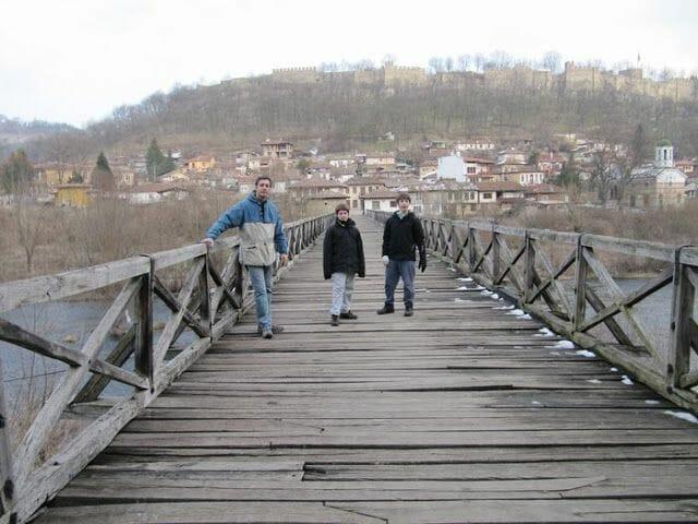 BARRIO DE ASENOVA - viaje a Bulgaria