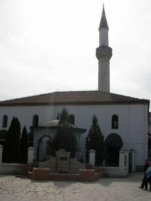 Mezquita de Murat Pasha