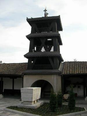 iglesia de San Salvador de Skopje - qué ver en Skopje