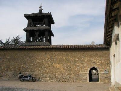 iglesia de San Salvador de Skopje