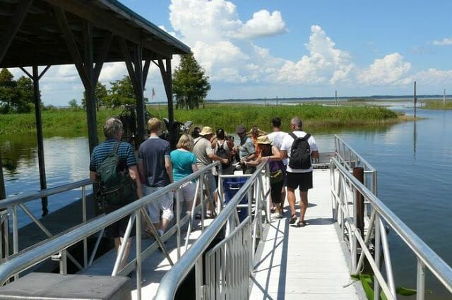 hidrodeslizador en Florida Orlando
