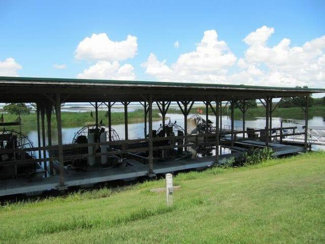 hidrodeslizadores everglades