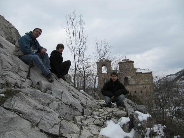 fortaleza Asenova