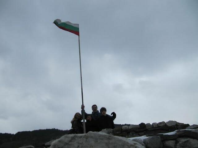 fortaleza Asenova - viaje a Bulgaria