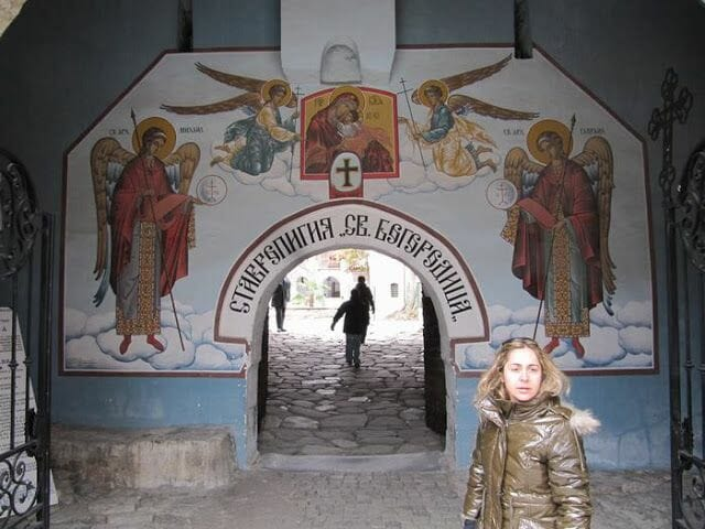 monasterio de Bachkovo - viaje a Bulgaria