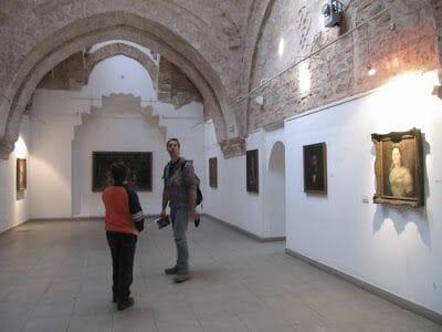 Galería nacional de Arte de Cifte Amam