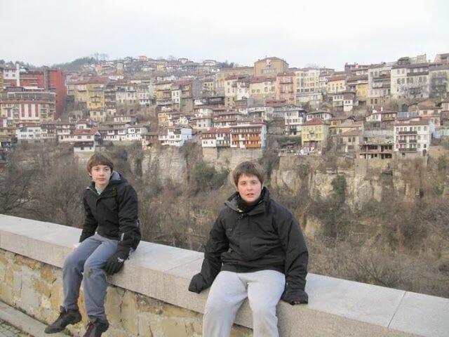 Veliko Tarnovo - viaje a Bulgaria