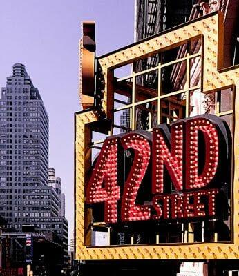 calle 42 nueva york