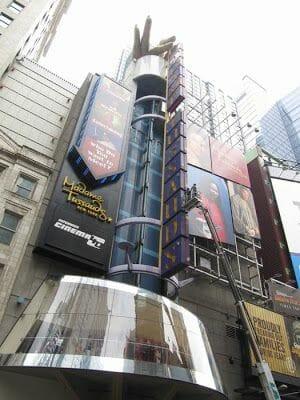 Madame tussauds calle 42 de Nueva York